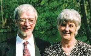 Roddy and Elizabeth Cannon.