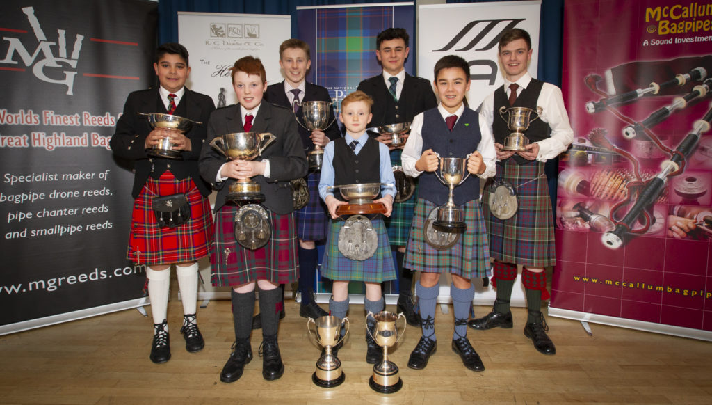 201 trophy winners