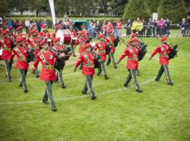 Royal Army of Oman Pipe Band