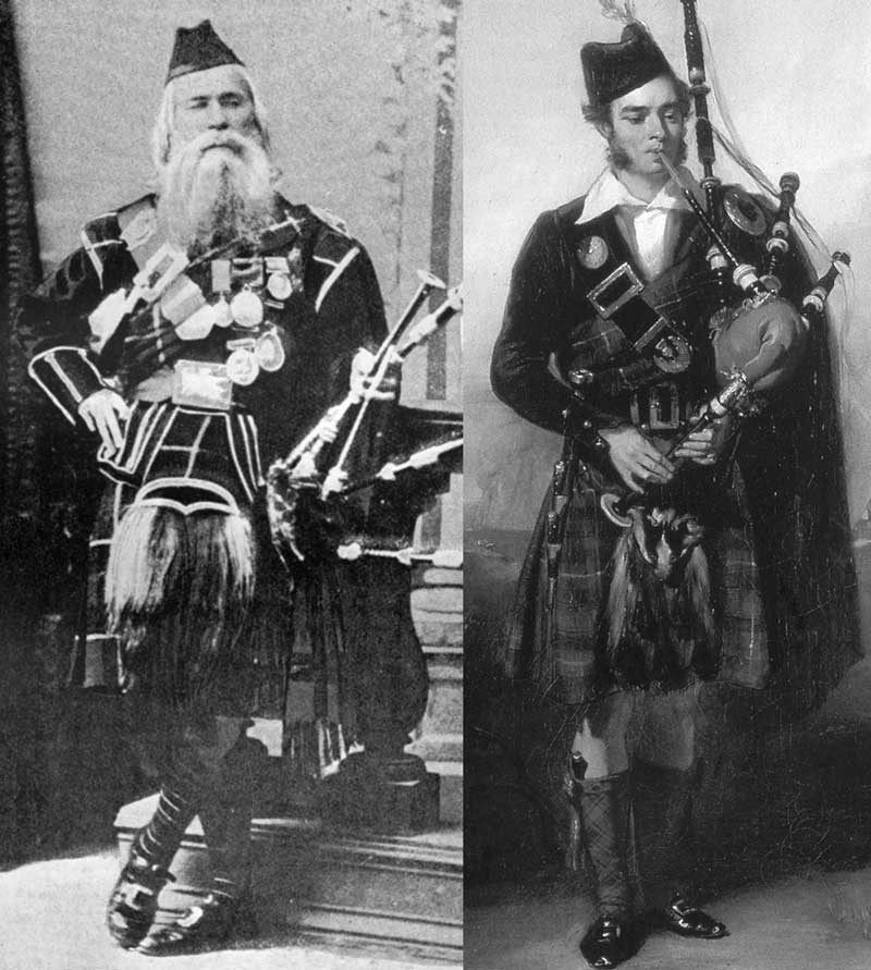 Donald Cameron and Angus MacKay.