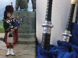Churchill's war pipe