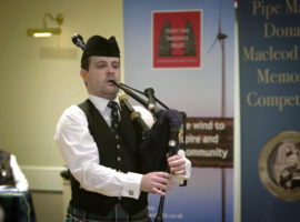 Finlay Johnston wins P.M. Donald MacLeod Memorial