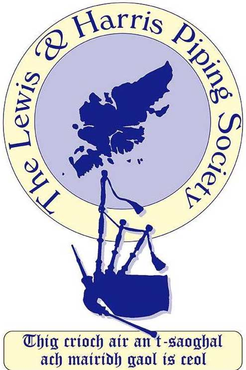 Lewis and Harris Piping Society logo