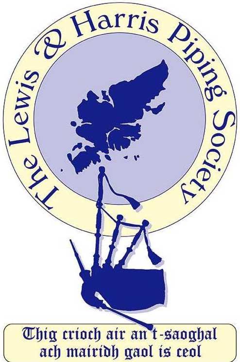 Lewis and Harris Piping Society logo