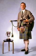 Duncan Johnstone with the Piping Times Trophy.