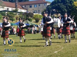 The Flame Lily contest, South Africa – report
