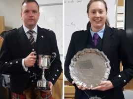 Duncan and Muir triumph at Oban