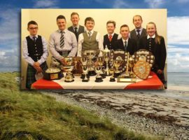 Entries for Highlands & Islands Young Piper of the Year 2019