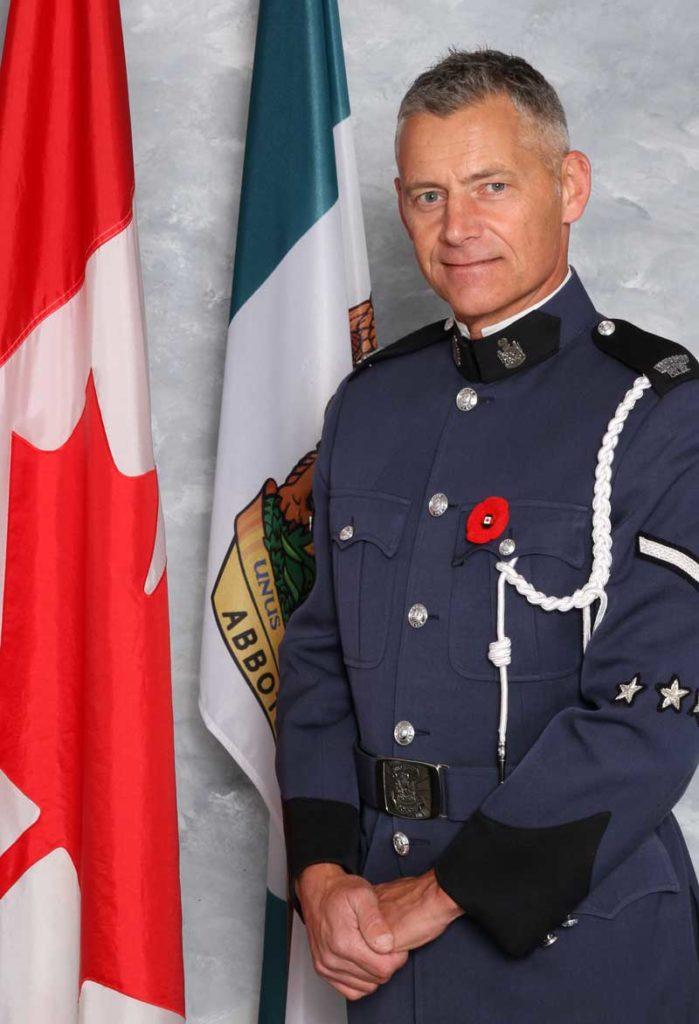 Constable John Davidson.