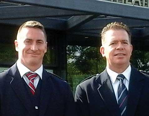 Sean McKeown and Ian K. MacDonald.