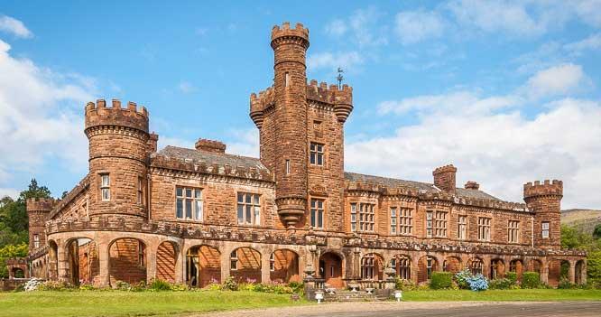 Kinloch Castle.