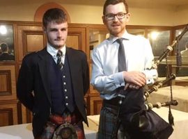 2019 Young Piper of the Year results