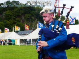 Argyllshire Gathering order of play