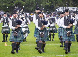 Inveraray: 2019 Scottish champions