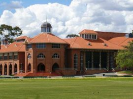Scotch College, Melbourne, Australila.