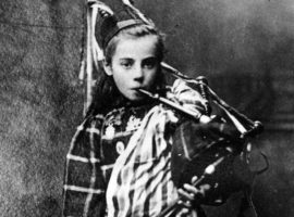 Scotland's youngest Suffragette to be commemorated