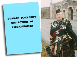 New Donald MacLeod book to be published