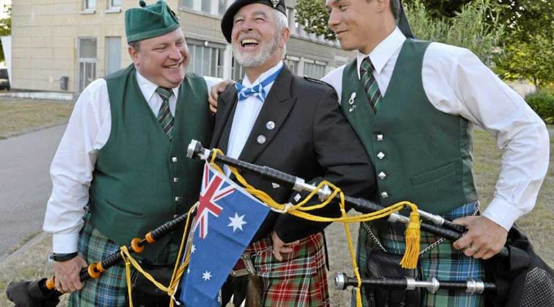 At the conclusion of the 2016 festival, Australia handed over to Scotland as the featured Celtic nation for the following year's festival.
