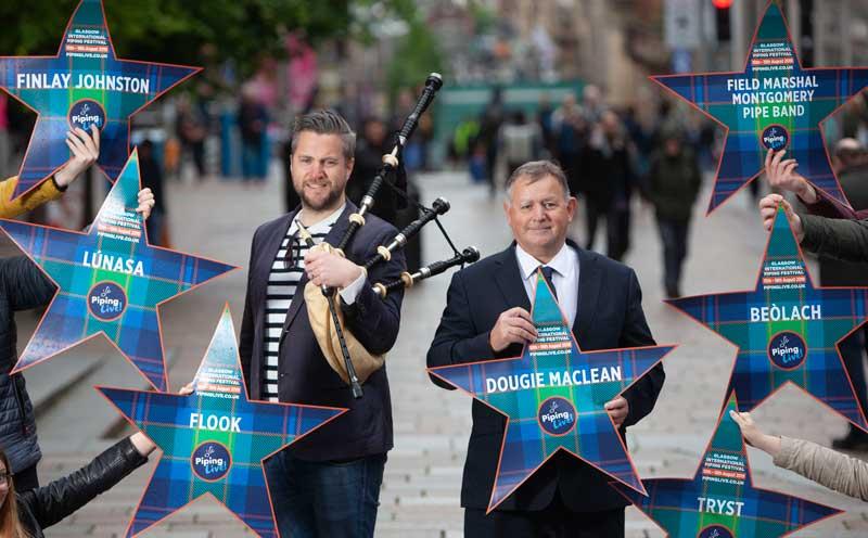 Finlay MacDonald and Roddy MacLeod.