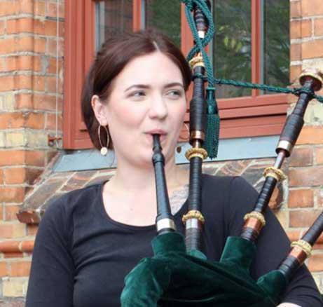Anna Kummerlöw. Photo: S. Krieg