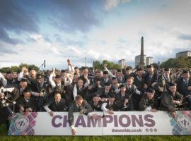 World Champions 2019: Inveraray & District