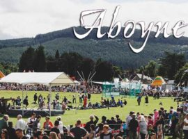 Aboyne: order or play