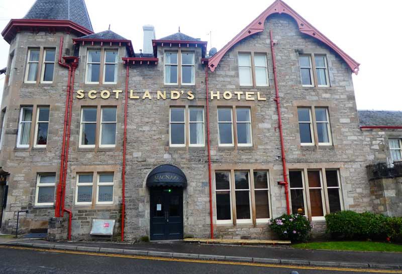 Scotland's Hotel, Pitlochry