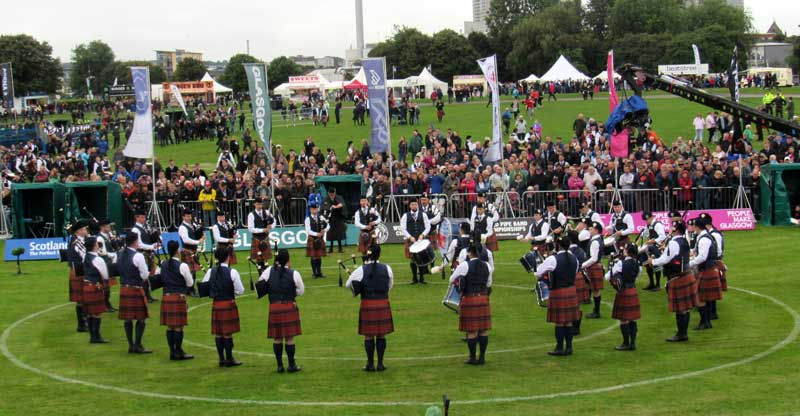 """… modern pipe bands have fuelled an explosion in modern composing."""