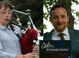Piping at Celtic Connections 2020
