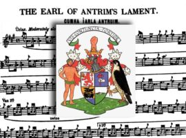 Who was the Earl of Antrim?