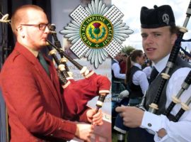 Scots Guards KO: Dew through
