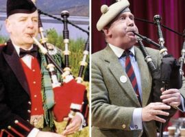 John D. Burgess and Brian Donaldson are but two examples of how pipers should present themselves.