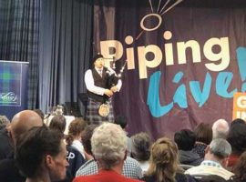 Piping Live! 2019 generates £2million to economy of Glasgow