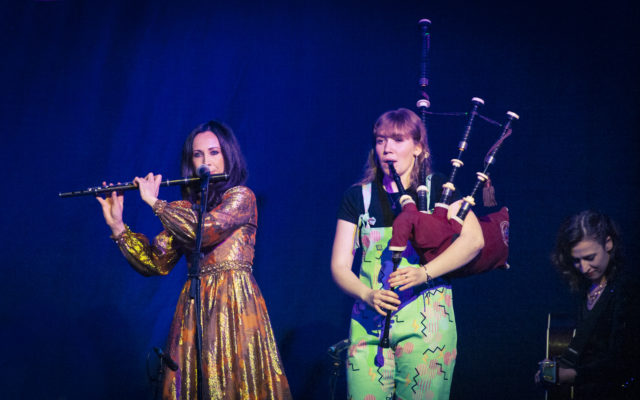 Women in Piping concert at Celtic Connections 2020