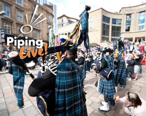 Piping Live! 2020 promises to be Piping Hot!