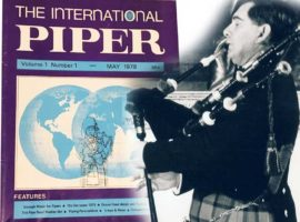 Bagpipe.News serialises The International Piper