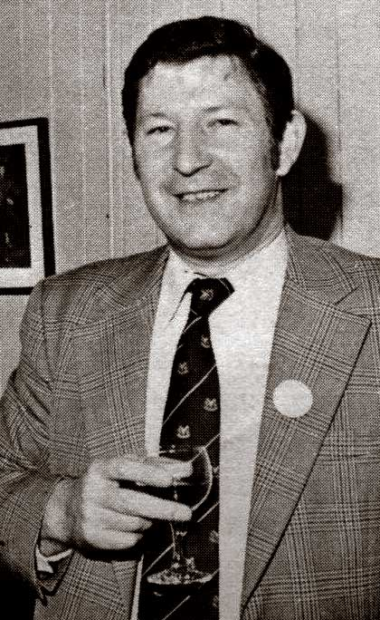 Ton Speirs in 1979.