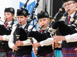 Frank Andrews / Scottish Schools Champs / Toronto KO