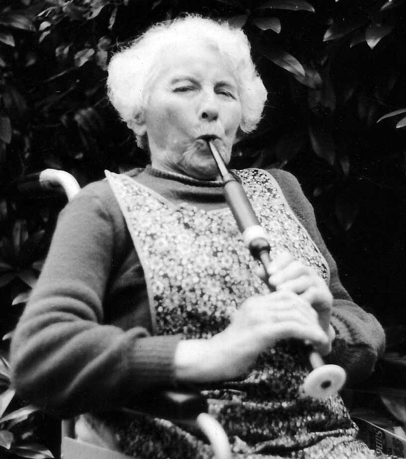 Bessie Brown.