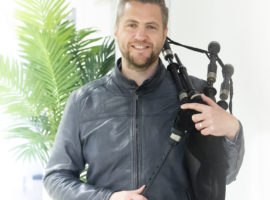 Finlay MacDonald appointed NPC's new Director of Piping