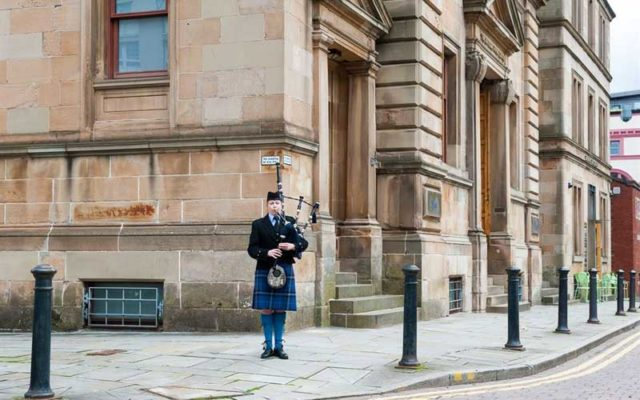 Applications invited for HND Music – Piping course