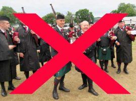 Scottish Championships cancelled