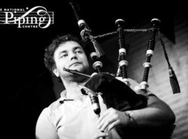 Steven Blake appointed new Director of the National Youth Pipe Band of Scotland