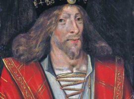 King James I.