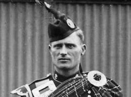 Famous pipers: Roderick MacDonald