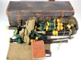 William Scott's pipes.