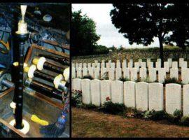 Restored bagpipe rekindles memory of fallen WW1 hero