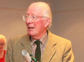 Tributes paid to Robin Fleming CBE