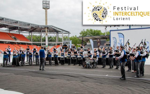 Lorient plans bagadoù concert / More online solo contests