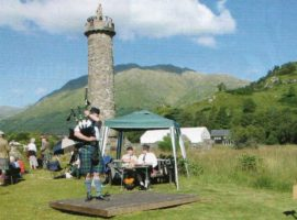 Glenfinnan 2008 attracted only seven Open  competitors.
